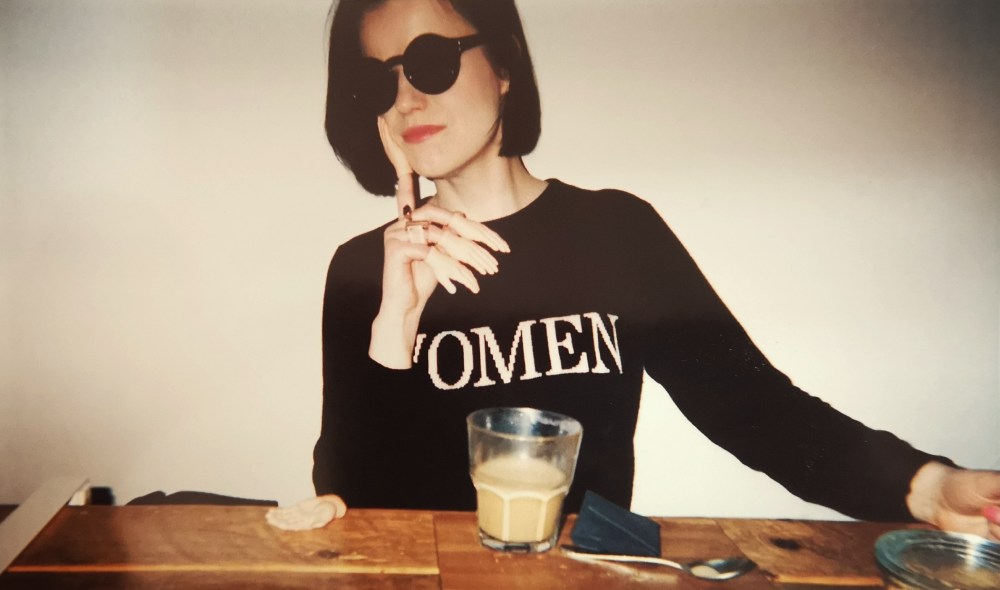 MACHINE WOMAN - ARTIST - UK