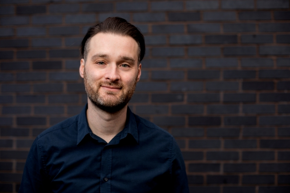 DANIEL JONES •OUTREACH MANAGER FOR THE NORTH OF ENGLAND PRS FOR MUSIC