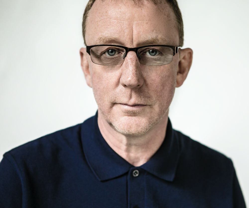 IN CONVERSATION WITH DAVE ROWNTREE